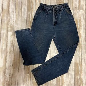 Vintage High Waisted Rocky Mountain Jeans Size 31
